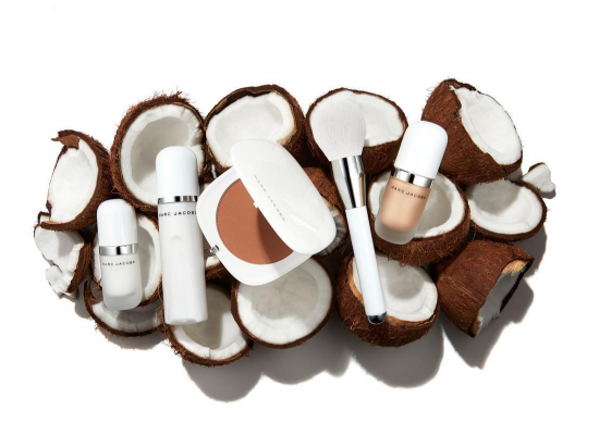 Marc Jacobs Coconut Glow Collection