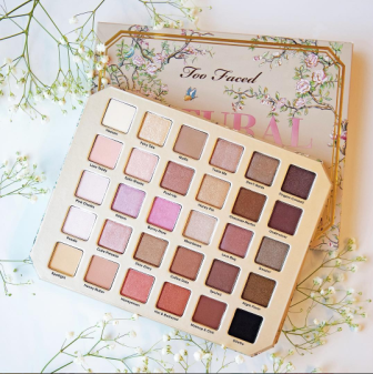 Too Faced Natural Love Palette 3