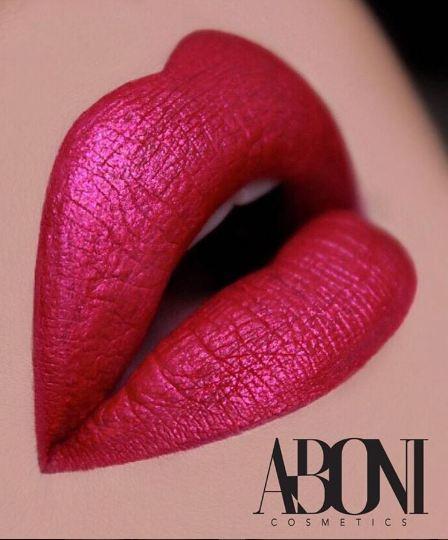 Aboni Cosmetics Jessica Shimmer Liquid Lipstick