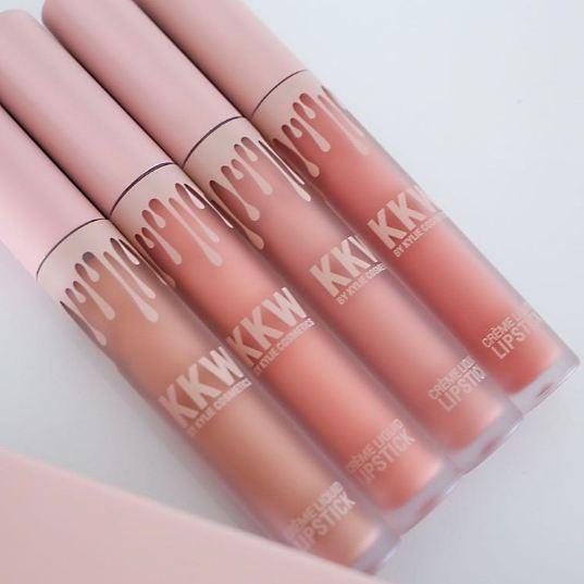 Kylie Cosmetics KKW Liquid Lipstick 3
