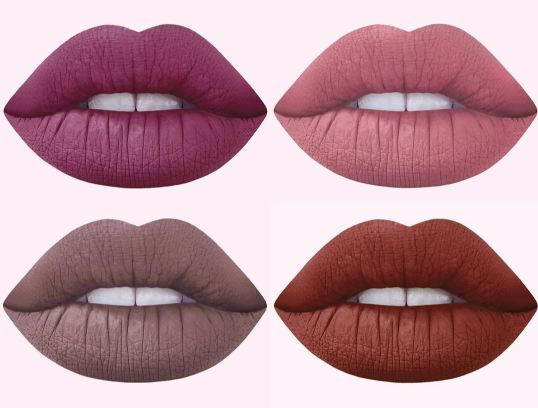 Lime Crime M$LF Velvetines Collection 2