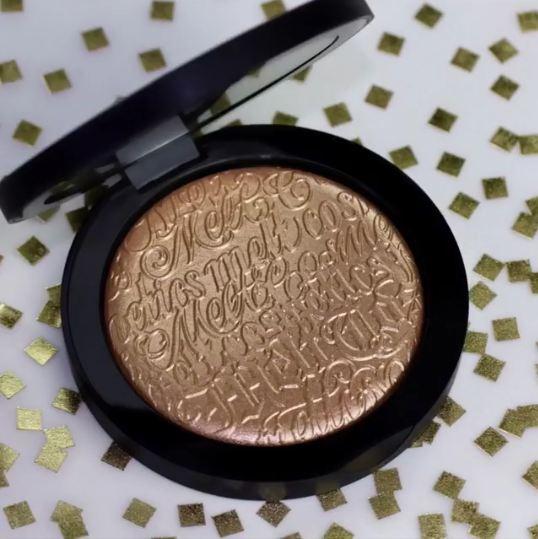Melt Cosmetics Digital Dust Highlighter Gold Ore