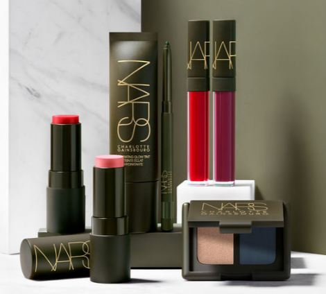 NARS Charlotte Gainsbourg Summer Collection 2