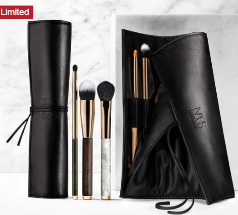 NARS Charlotte Gainsbourg Summer Collection Au Poil Brush Roll