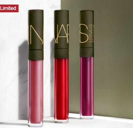 NARS Charlotte Gainsbourg Summer Collection Lip Tint