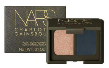 NARS Charlotte Gainsbourg Summer Collection Velvet Duo Eyeshadow