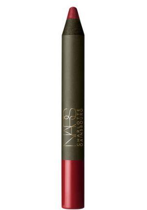 NARS Charlotte Gainsbourg Summer Collection Velvet Matte Lip Pencil Blindfold