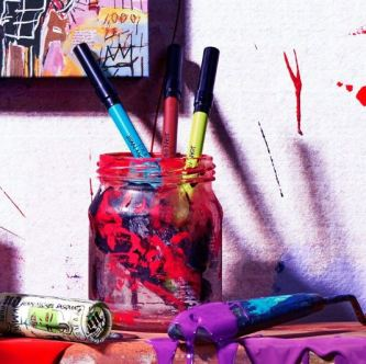 Urban Decay x Jean-Michael Basquiat Collection 3