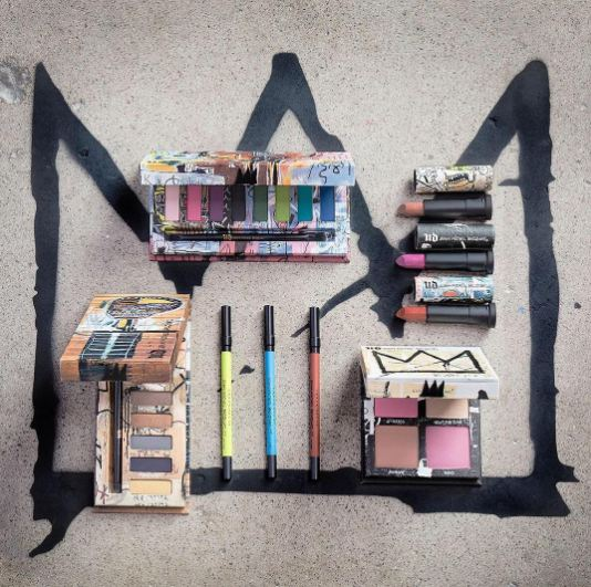 Urban Decay x Jean-Michael Basquiat Collection 6