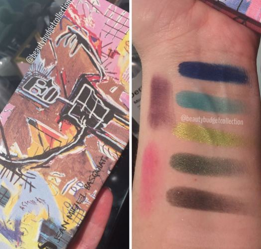 Urban Decay X Jean-Michael Basquiat Collection | Makeup FOMO