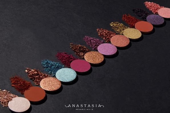 Anastasia Beverly Hills New Single Eyeshadows 2