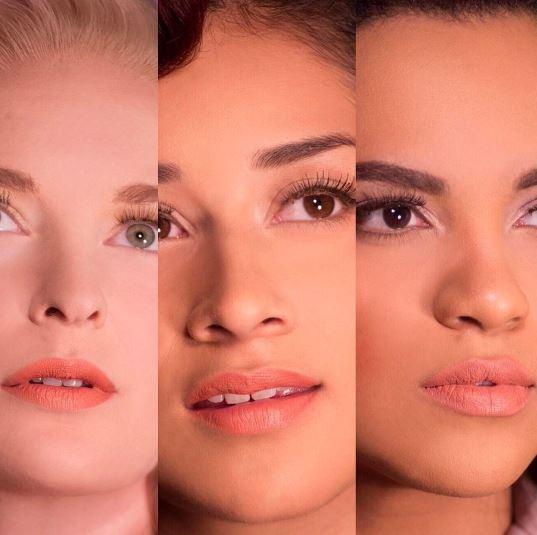 Besame cosmetics 1965 Portrait Peach Lipstick.JPG