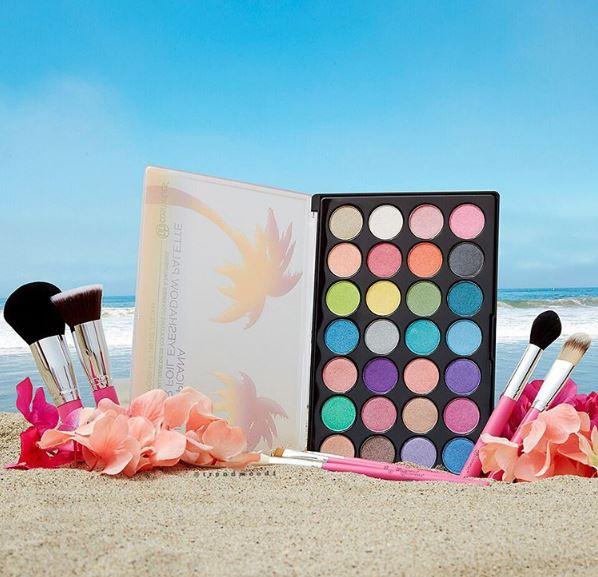 BH Cosmetics Club Tropicana Eyeshadow Palette