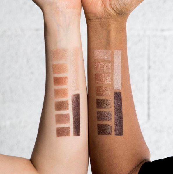 Catriceus Cosmetics Collection Eyeshadow Palette Swatches