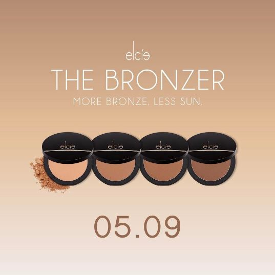 Elcie Cosmetics The Bronzers 5