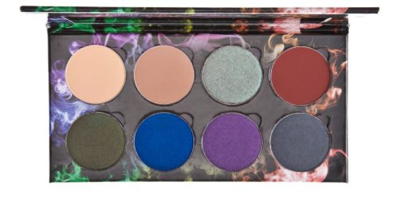 Makeup Addiction Smoked Out Palette 2