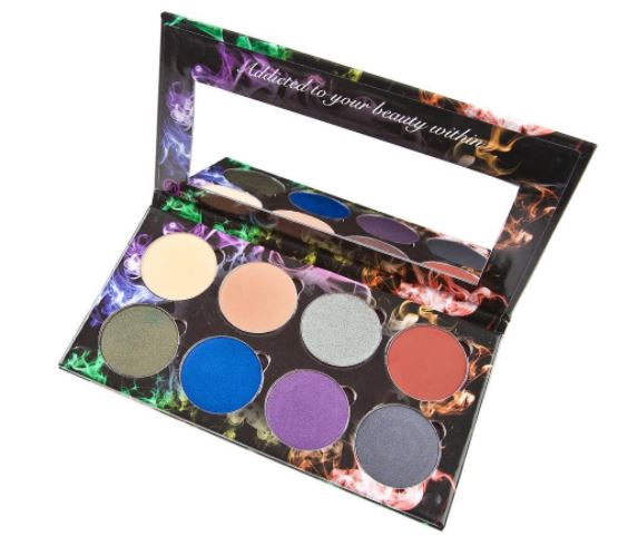 Makeup Addiction Smoked Out Palette 3