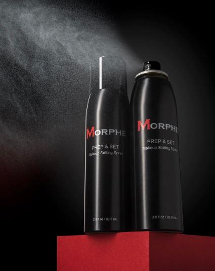 Morphe Prep and Setting Spray