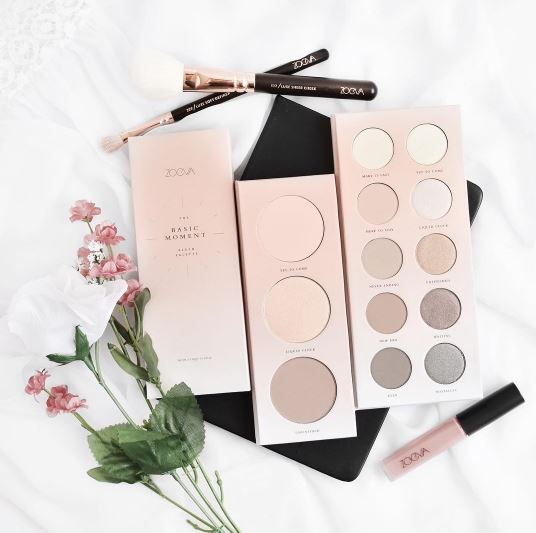 Zoeva Cosmetics Basic Moment Collection 4