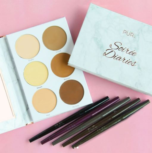 PUR Cosmetics Diaries Collection 2