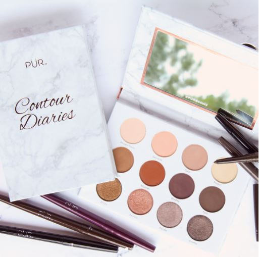 PUR Cosmetics Diaries Collection