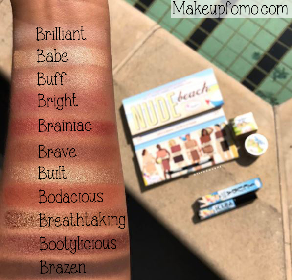 The-Balm-Nude-Beach-Palette-Swatches