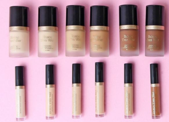 Too Faced Born this Way Foundation and Concealer 2.JPG