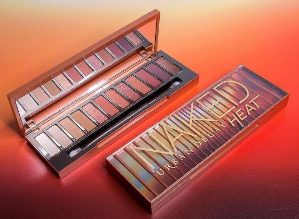Urban Decay Naked Heat Collection 2
