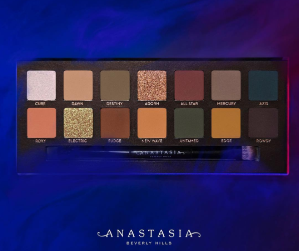 Anastasia Beverly Hills Subculture Palette 2