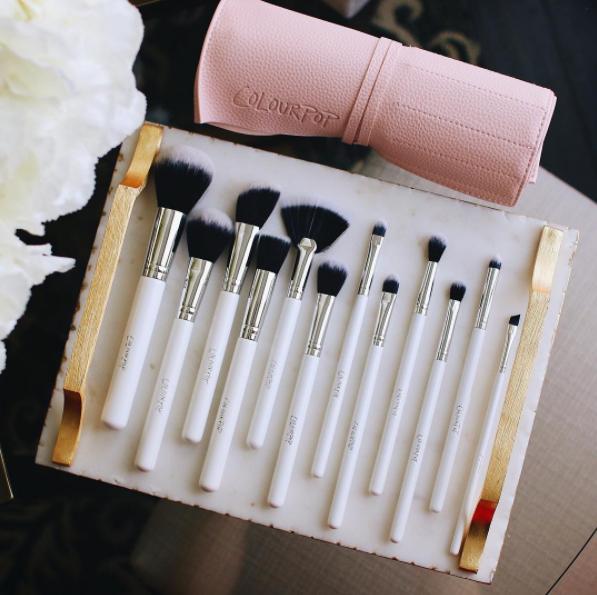 Colourpop brushes 2