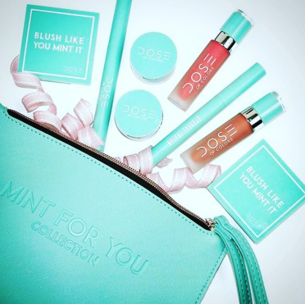 Dose of colors mint for you collection 2