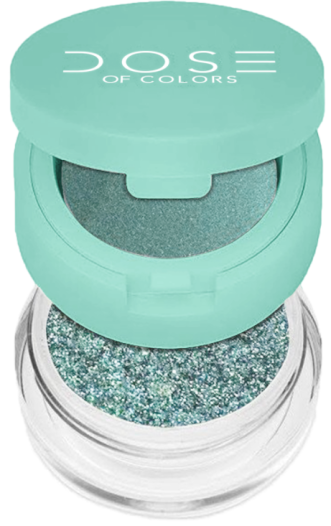 Dose of colors mint for you collection Eyedeal duo 2