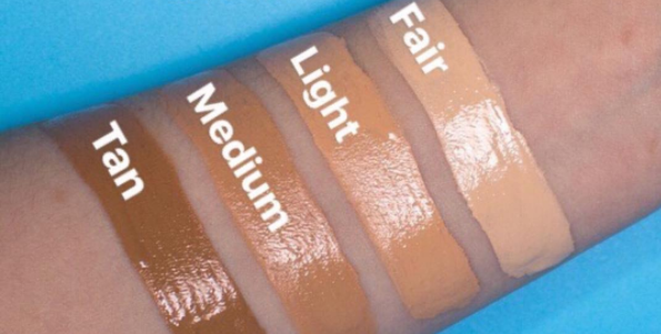 First Aid Beauty Triple Protection Skin Tint Swatches