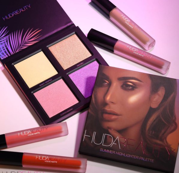 huda beauty summer 2017 collection