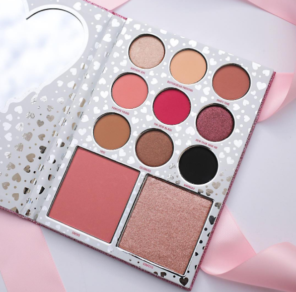 Kylie Cosmetics Birthday Collection Birthday Book Palette