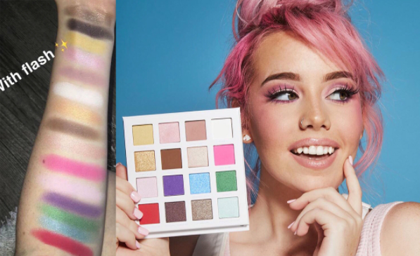 pur cosmetics my little pony collection Palette