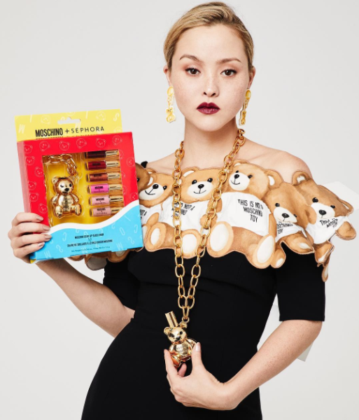Sephora X Moschino Collection 2