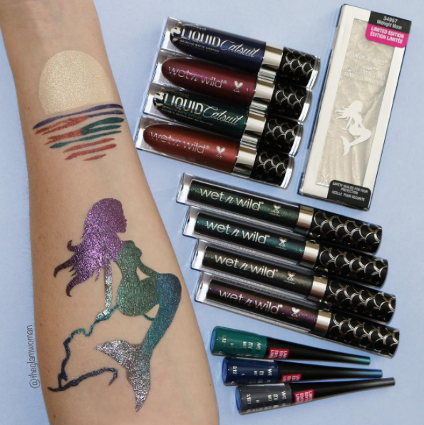 Wet n Wild Mermaid Collection.png