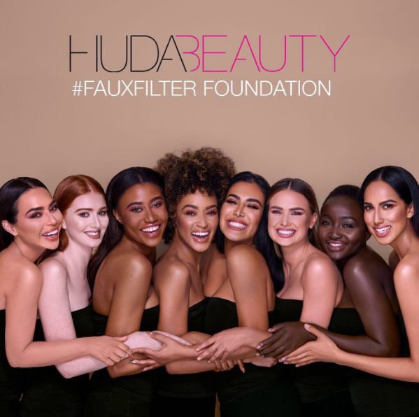 Huda Beauty Faux Filter Foundation 2